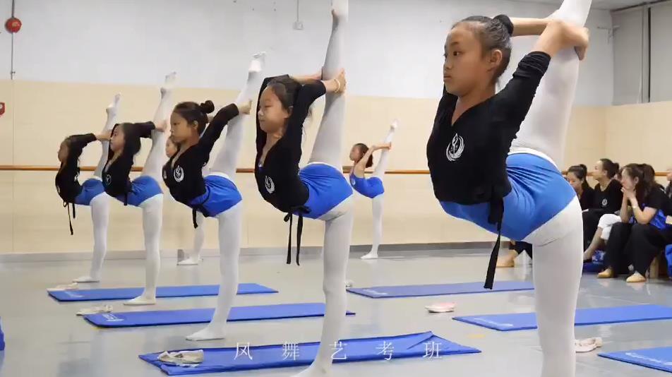 凤舞课堂少儿舞蹈教学